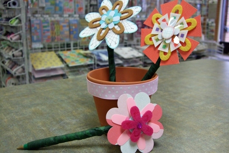 Flower Pot of Pens